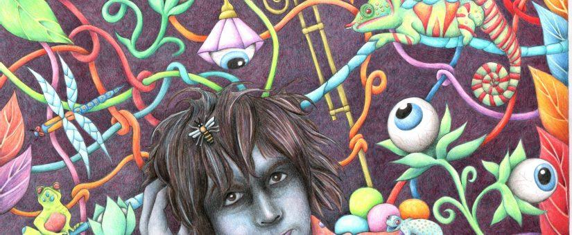 Piccolo viaggio nell'arte visionaria e psichedelica