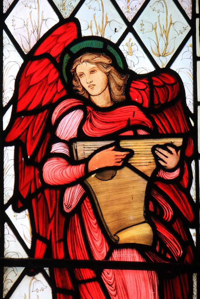 Burne-Jones, Angelo