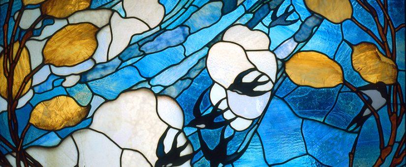 Breve storia della vetrata artistica, parte 4.