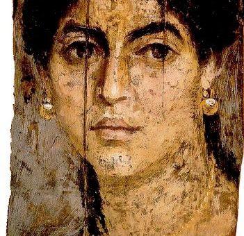 Divagazioni sulle origini del ritratto in pittura