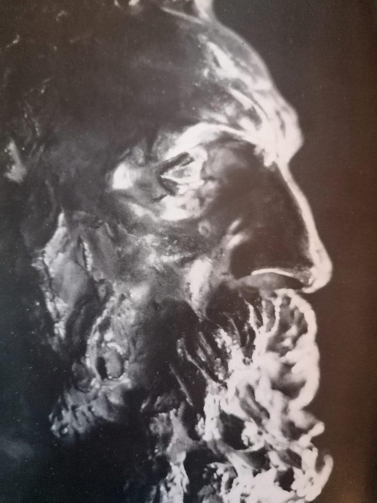 Busto di Rodin