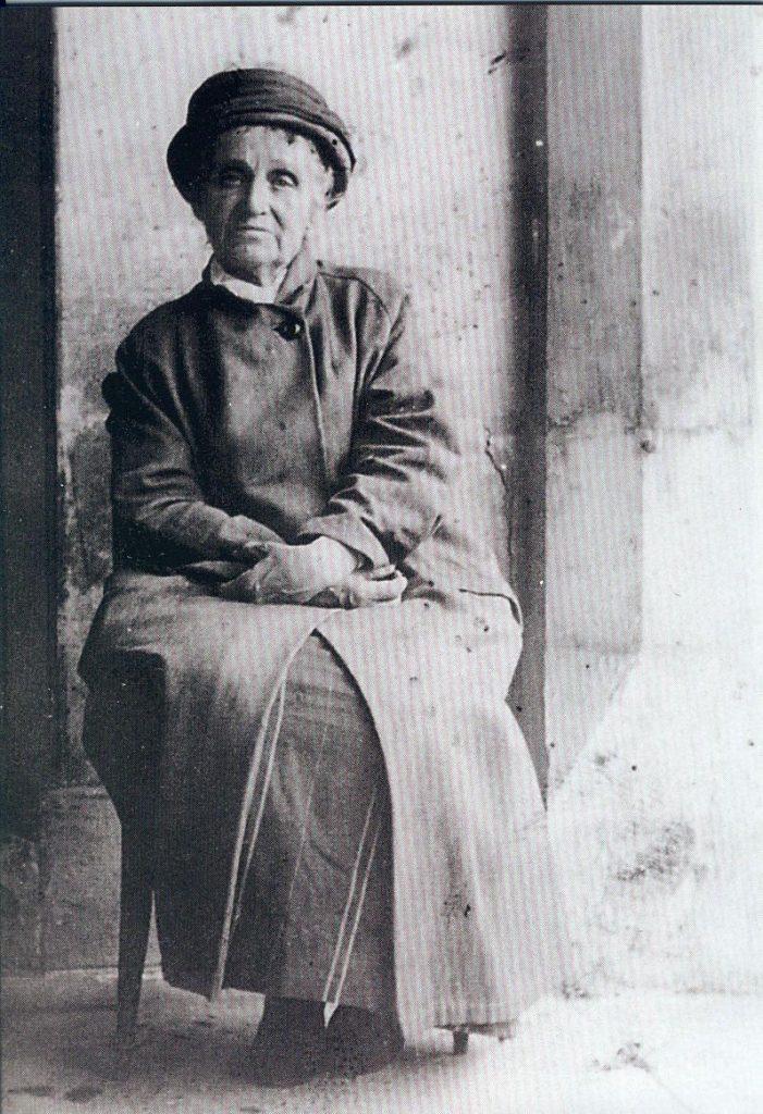 Camille Claudel in manicomio