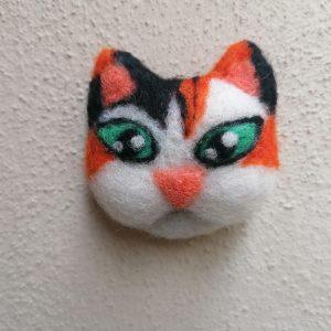 spilla gatto