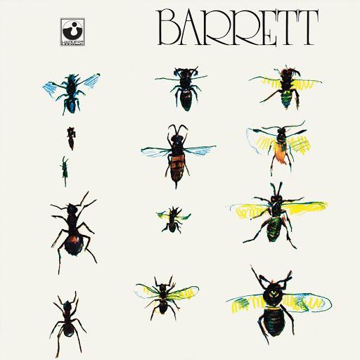 Syd Barrett, disegno