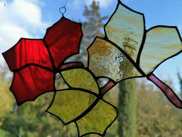 suncatcher foglie