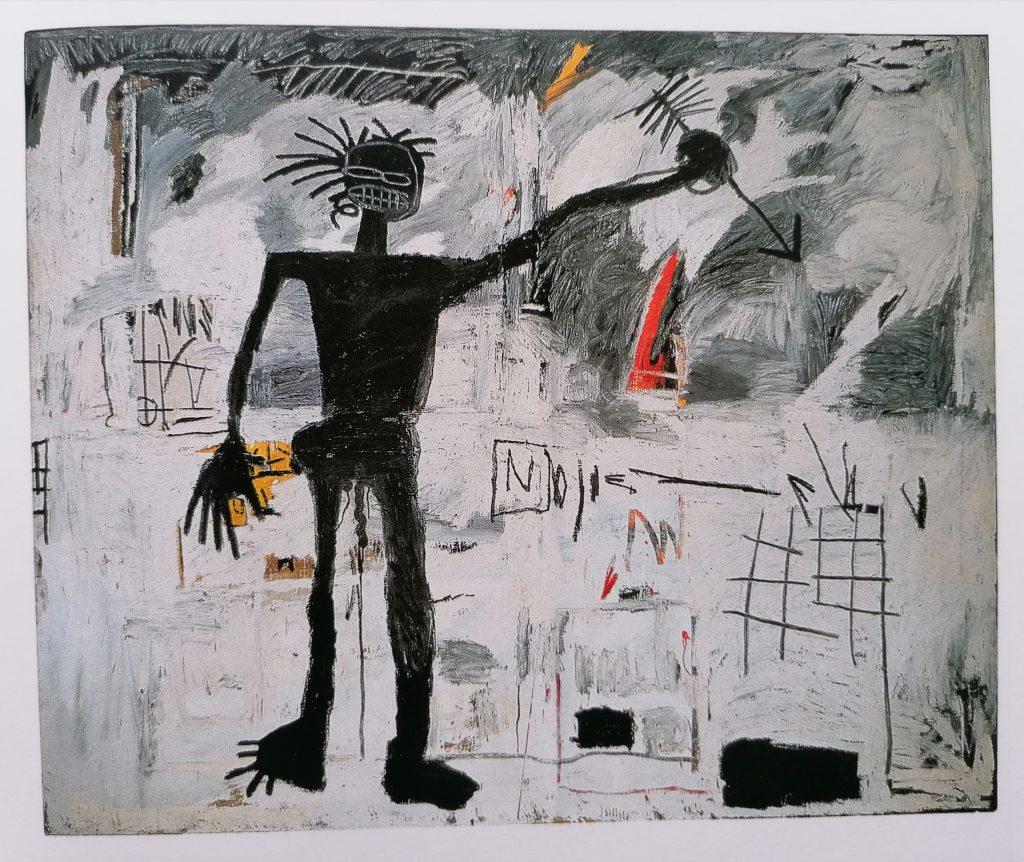 Basquiat, Self-Portrait 1982