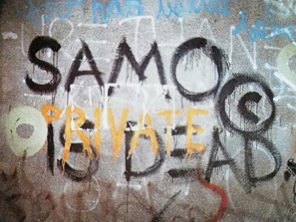SAMO, graffito